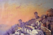 Santorini /60x80cm/ (SOLD)